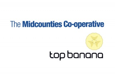 Midcounties Co Operative for Top Banana