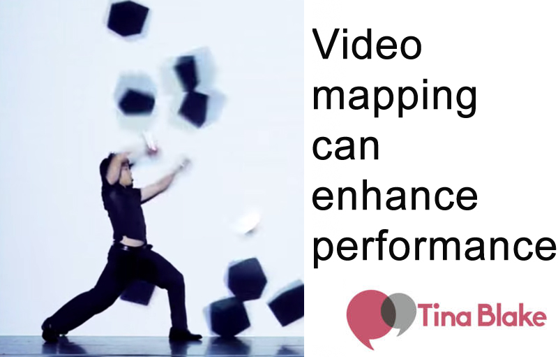 How to look great on stage with Video Mapping