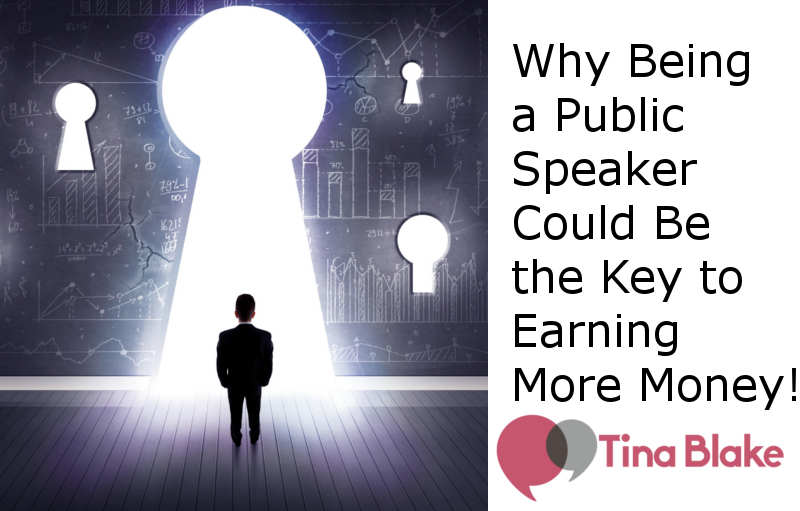 Why Being a Public Speaker Could Be the Key to Earning More Money