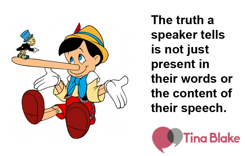 Lies, Damned Lies, and Public Speaking