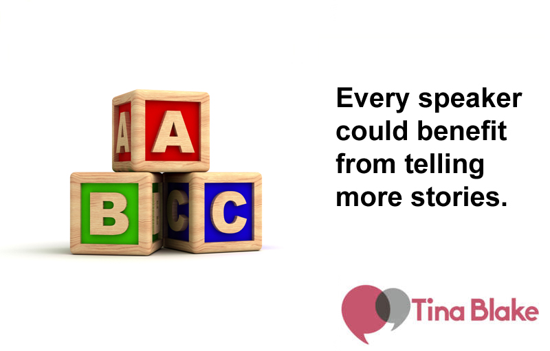 Structure Your Speech Like A Story