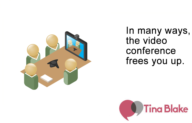 Mastering The Videoconference: 21st-Century Speaking