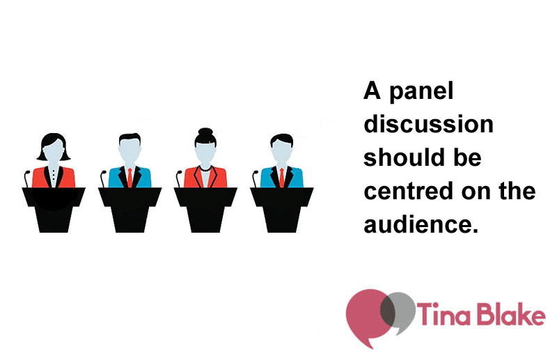Putting On A Panel: Managing Multiple Speakers